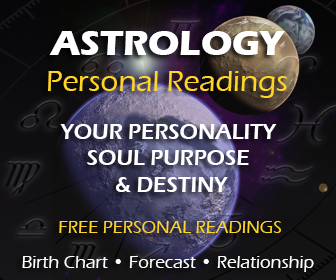 Personalized Natal Chart Reading
