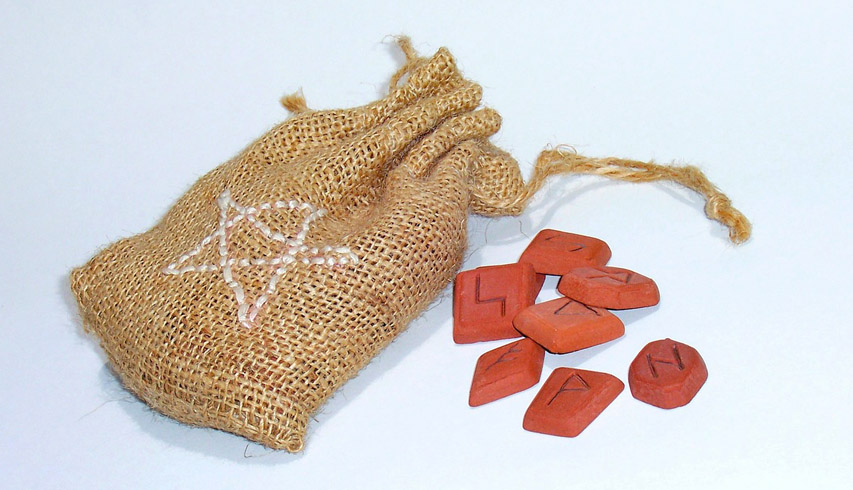 Casting Runes to Give a Psychic Reading Updated for 2021